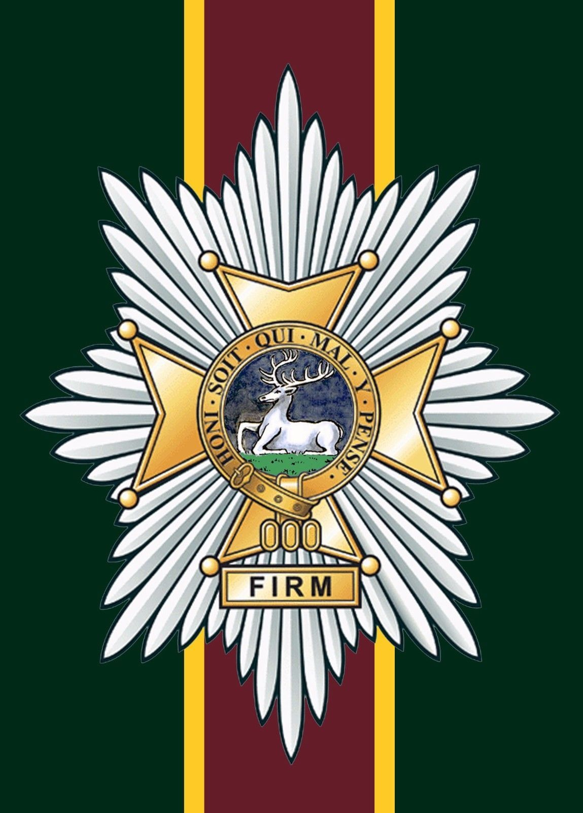 Worcestershire & Sherwood Foresters | Military Units