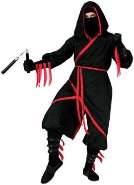 Ninja Halloween Costume Men.Forum Novelties Mens Rogue Ninja Costume Tag Someone Who Should Wear