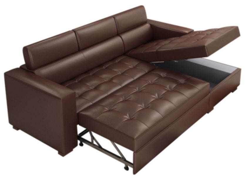 Cow Real Genuine Leather Sofa Bed With Storage Living Room Furniture Couch Living Room Sof Genuine Leather Sofa Storage Furniture Living Room Leather Sofa Bed