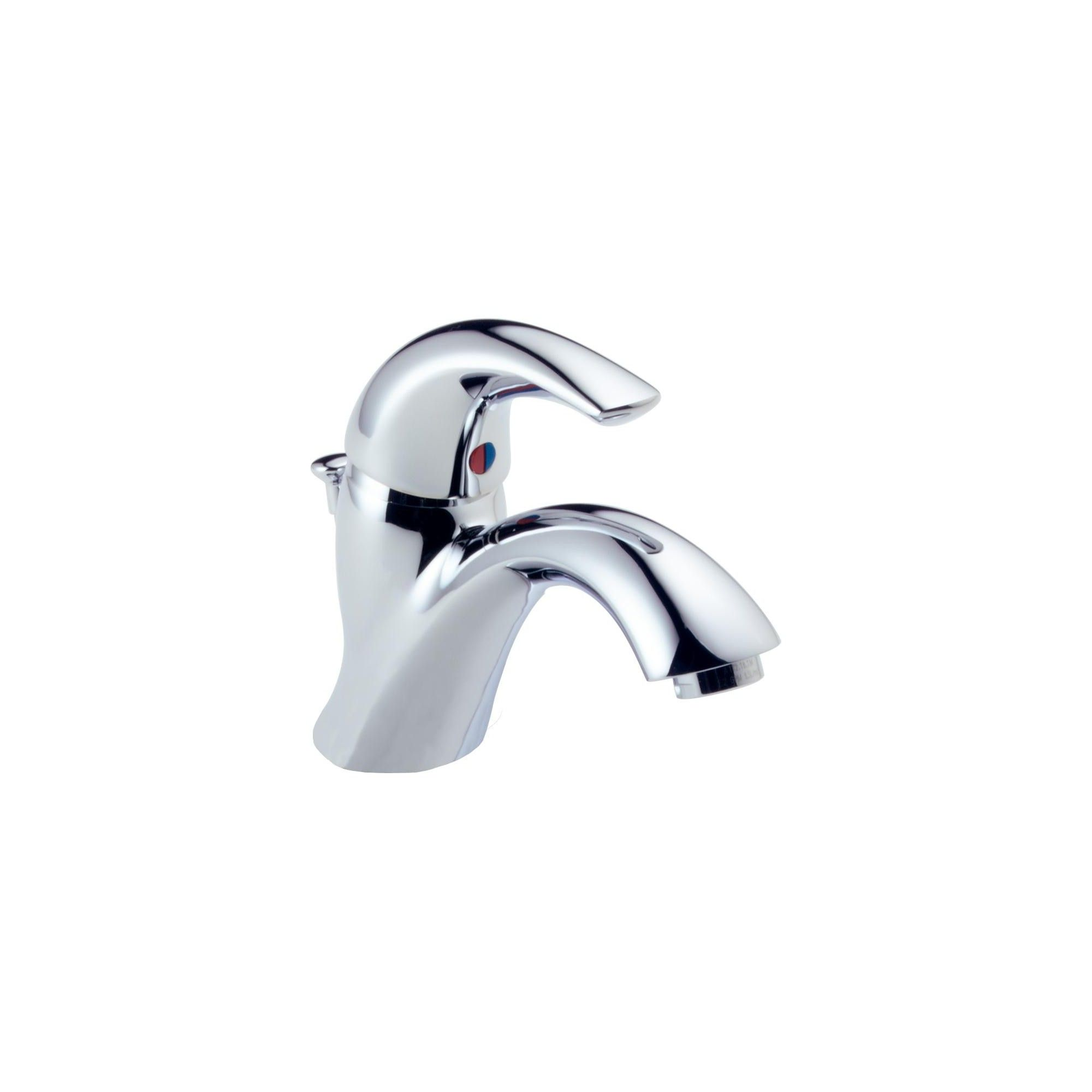 Delta Faucet 583lf Wf Cspout Single Hole Bathroom Faucet