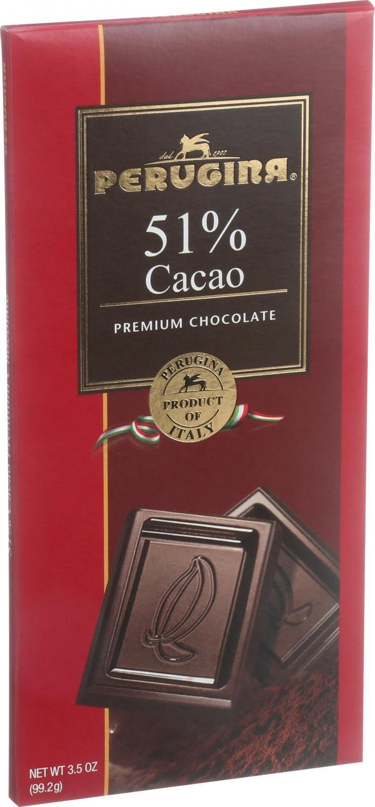 Perugina Chocolate Bar Dark Chocolate 3 5 Oz Bars Case Of 12 Dark Chocolate Chocolate Premium Chocolate