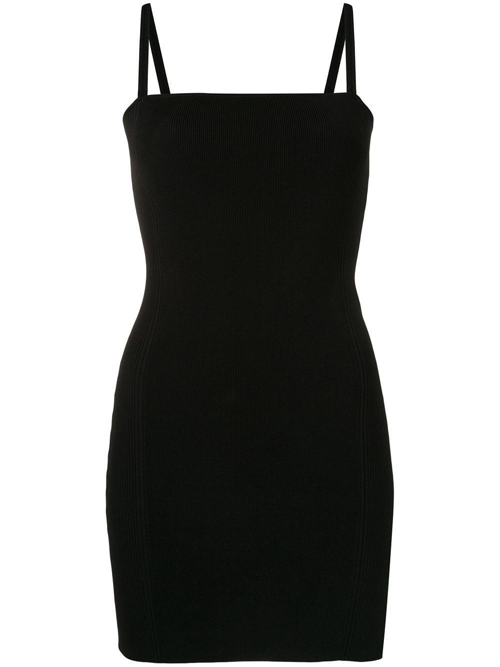 Sir Cecelia Mini Dress Farfetch Mini Black Dress Black Short Dress Mini Dress