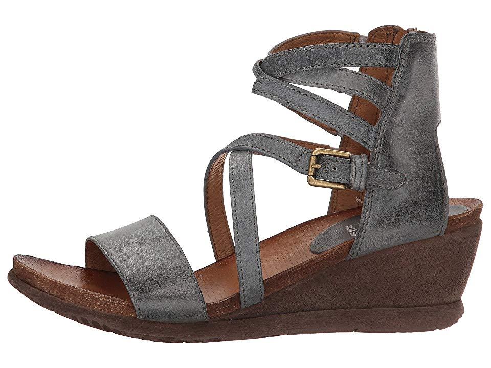 e9e3ace26a5d Miz Mooz Shay Women s Wedge Shoes Sky