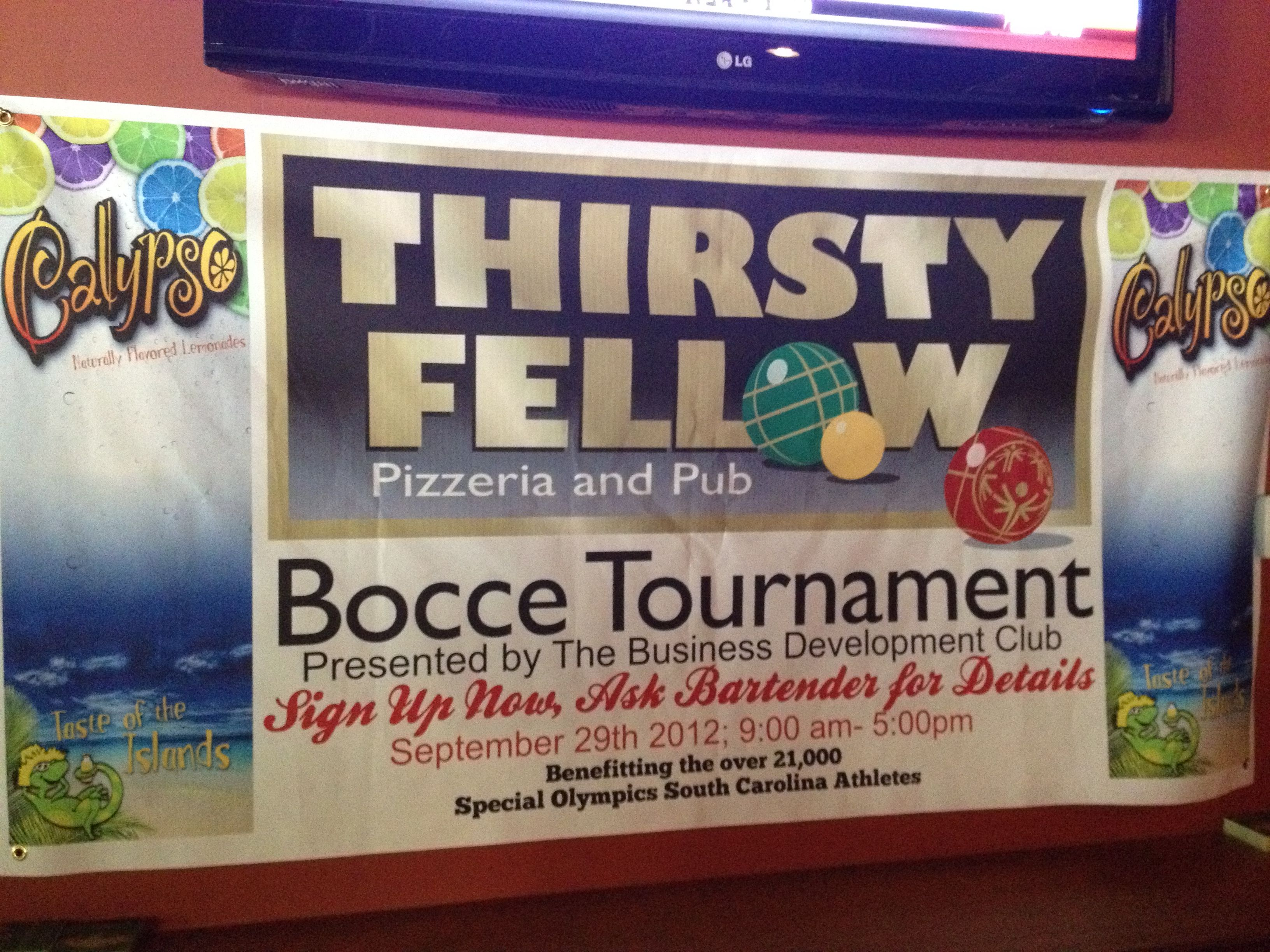 bocce ball tournament to raise money for special olympics office