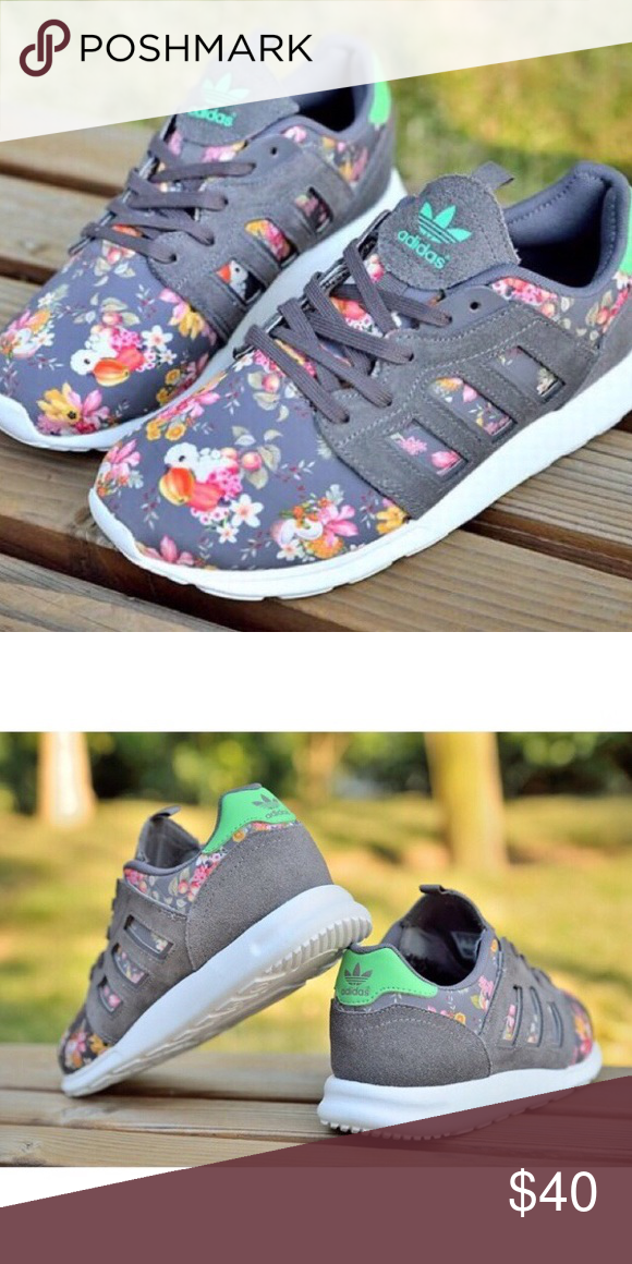 Adidas Tennis Shoes Size 10.5 Women s. Super cute for the spring! 🌸 Adidas  Shoes Sneakers 646bfa0978