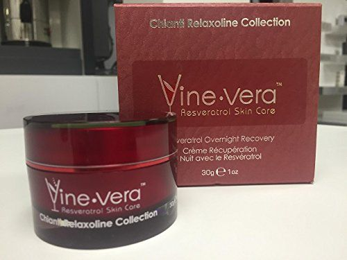 Vine Vera Resveratrol Overnight Recovery Chianti Collection 30 Grams Find Out More About The Great P Vine Vera Resveratrol Resveratrol Anti Aging Skin Care