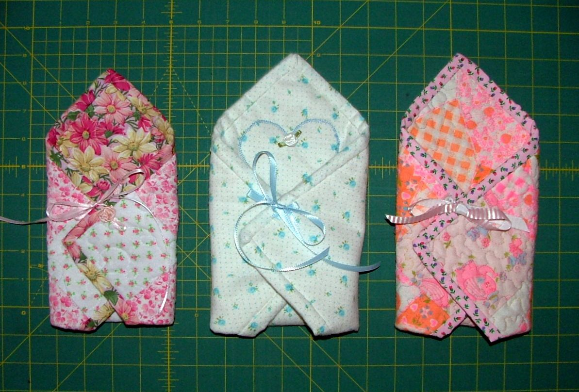 Baby Burial Gown Patterns | preemie and bereavement quilts shown ...