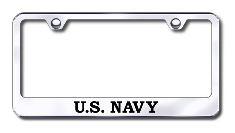 Gmc Sierra Chrome License Plate Frame Built Ford Tough License Plate Frames License Plate