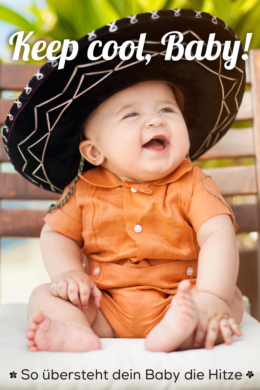 So übersteht dein Baby die Hitze   Für die familie, Die familie und ...
