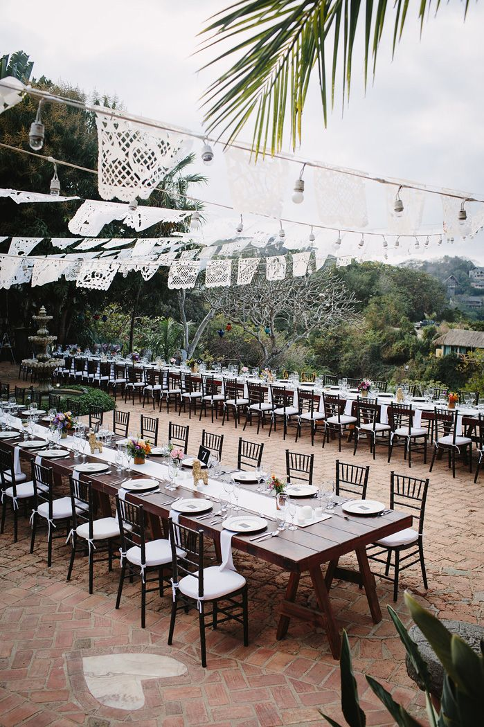 Wedding reception decoration | fabmood.com #weddingreception