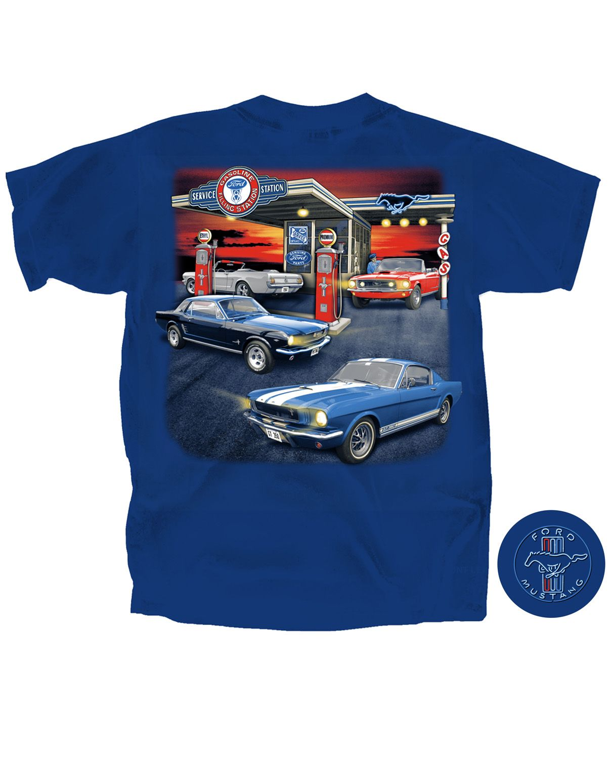 Joe Blow T's, Inc. Joe Blow T's officially licensed Ford