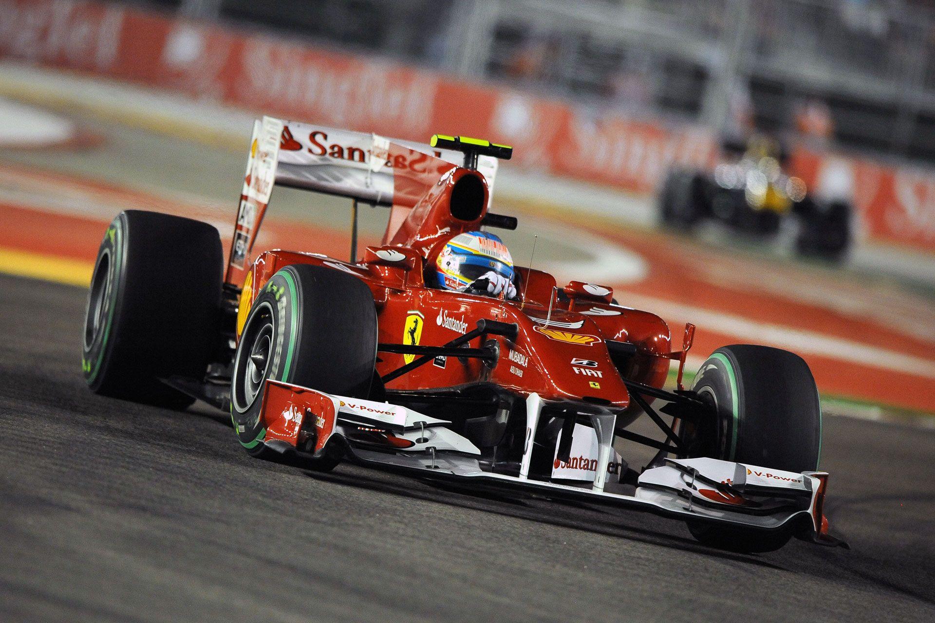Vettel Ferrari Hd Desktop Wallpaper Widescreen High Wallpapers
