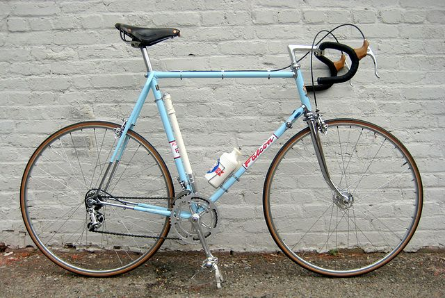 Simply falcon san remo vintage bicycle