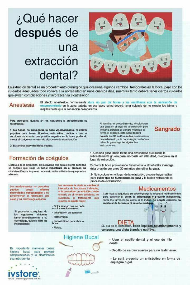 extraccion dental complicaciones de diabetes