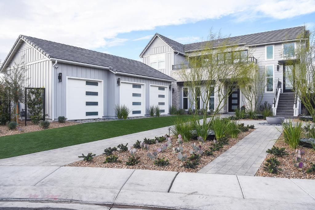 KB Home ProjeKt design. Futuristic smart home being