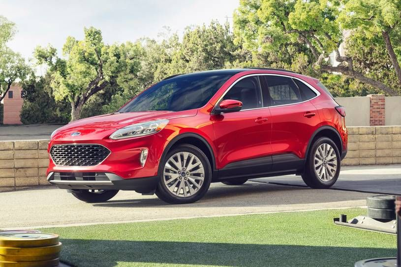 2020 Ford Escape Ford completely redesigned the 2020 Escape, its second largest selling model in Am