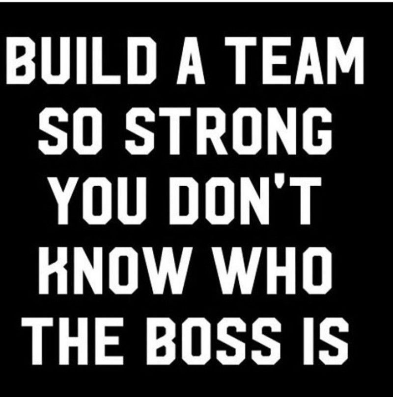 Image result for quotes about building strong teams