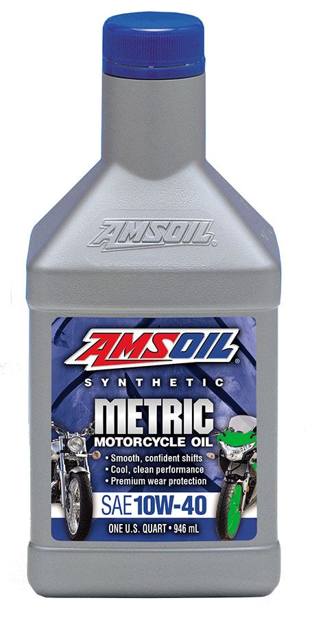 Amsoil 10w 40 Synthetic Motorcycle Oil See More Amsoil Products
