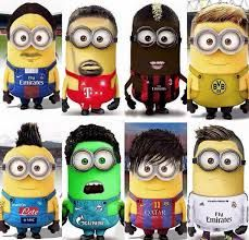 Image Result For Minions Bayern Munich Minions Pinterest