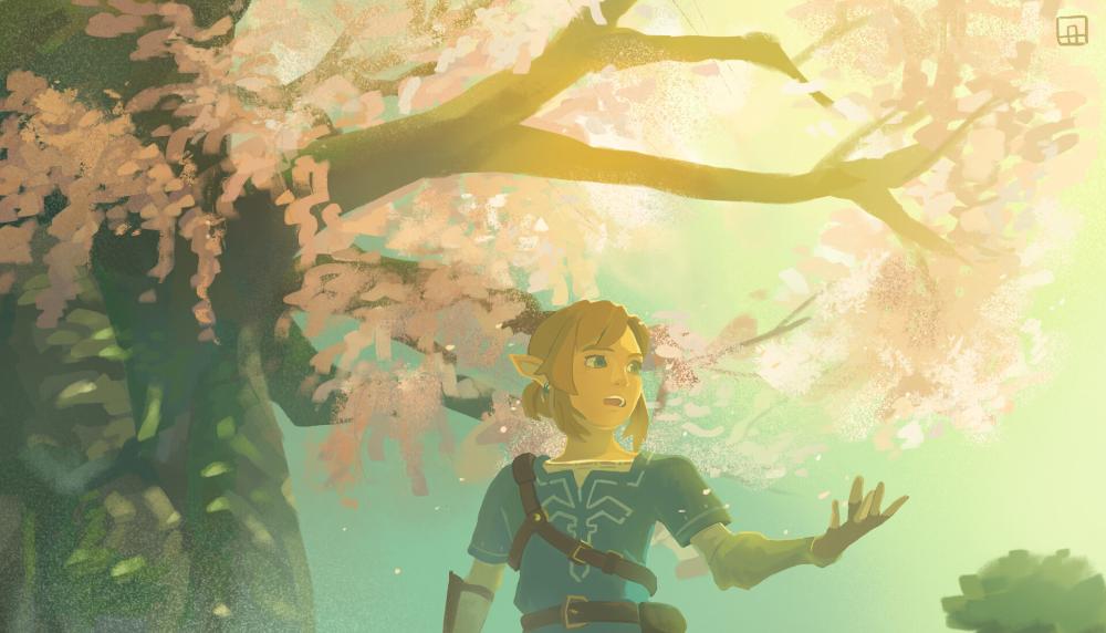 Artstation Zelda Botw Studies 2 Perri F Legend Of Zelda Memes Breath Of The Wild Legend Of Zelda