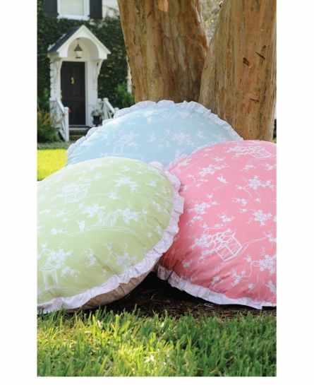 Pixie Pagoda Tuffet Floor Pillow - Perfect for the Playroom!!   Kids ...