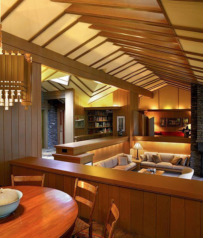 Fay Jones Buckley House 944 East Arlington Terrace Fayetteville 72701 Built 1968 4 Bedroom
