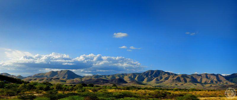 Cordillera Central En Salinas Puerto Rico Enchanted Island