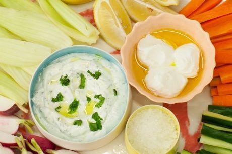Queijo de iogurte temperado   Panelinha - Receitas que funcionam