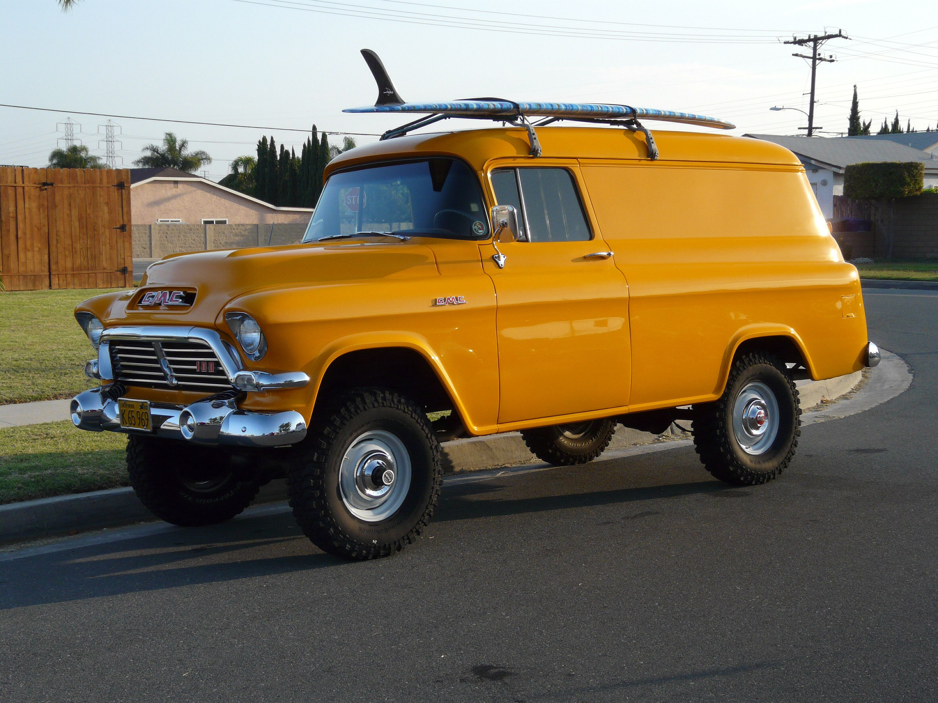 John MacDonald Pickup Truck Review from 1950 to 1959, This page ...