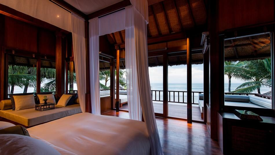 Main Bedroom At The Legian Bali Beach House