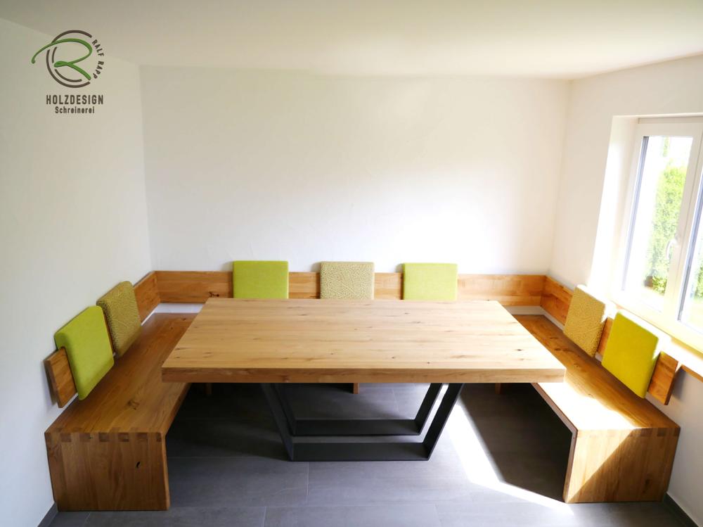 U Form Eckbankgruppe Mit Tisch Wohn Esszimmer Eckbank Eckbank