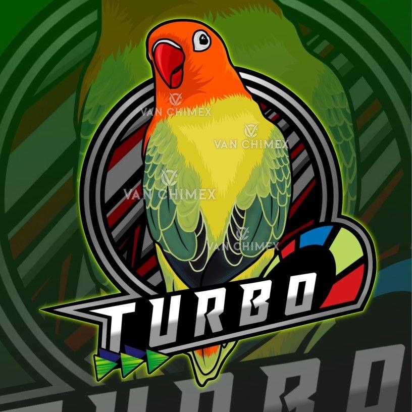 Logo Lovebird Biola Keren Bird Art Bird Logos Logo Design