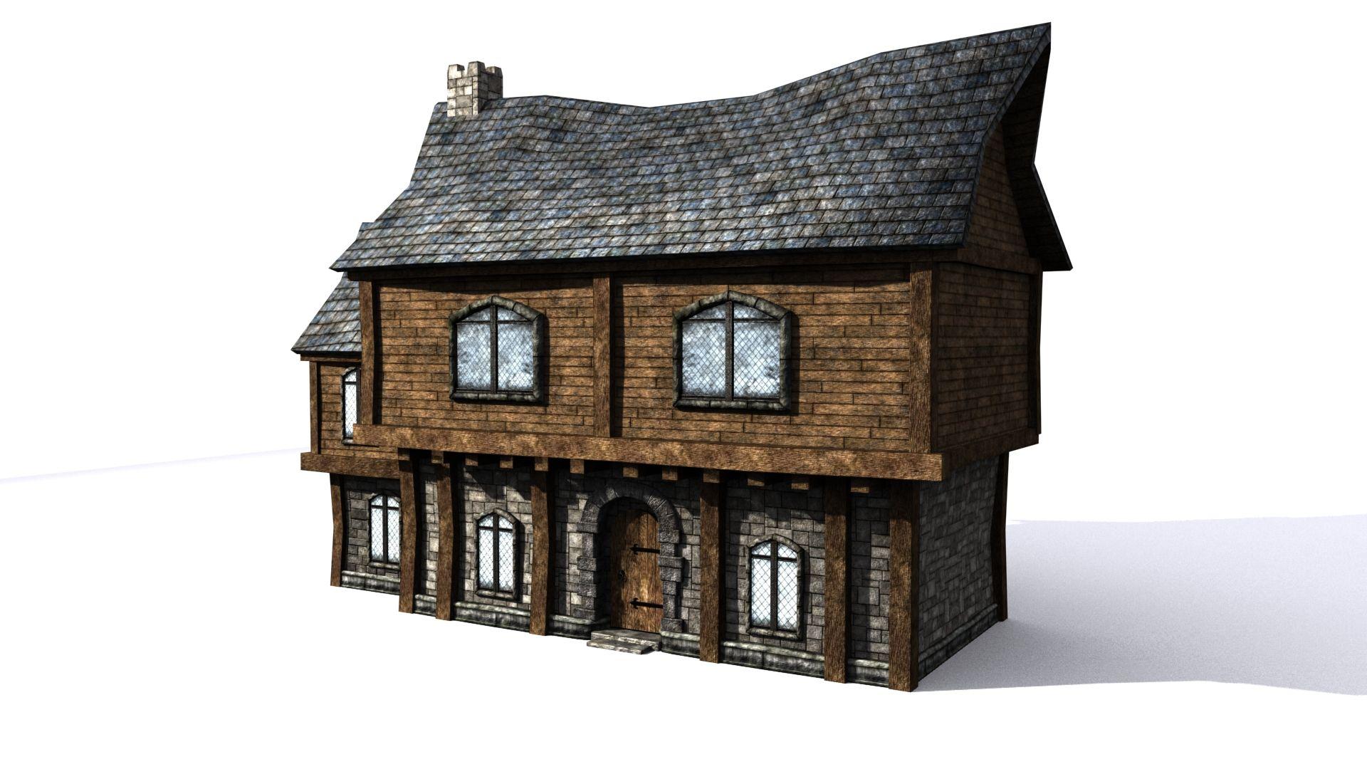 medieval home banque image batiments m di vaux