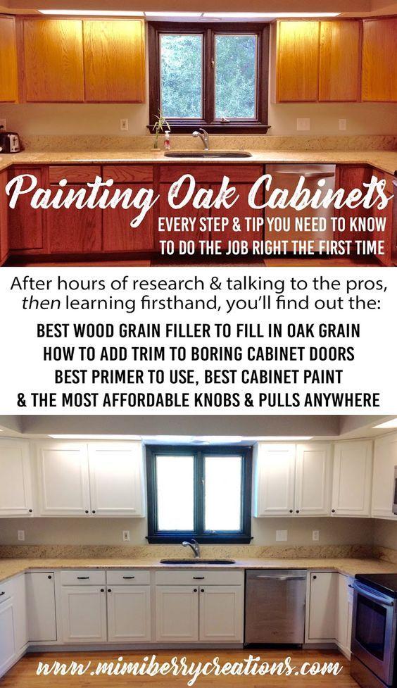 Genial List And Cost Of Every Product You Need To Bring Your Honey Oak Cabinets To  This Century, As Well As Lots Of Pictures And Tips That Take You Every Step  Of ...
