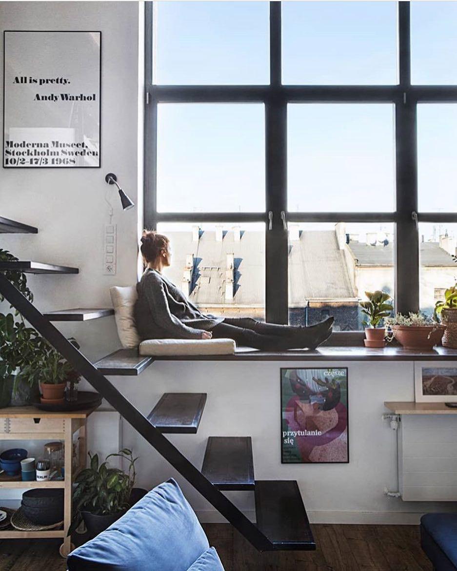 Cheap Loft Apartments: Ach Mieć W Domu Takie Okno Jak @morakorytowska 😊😊😊