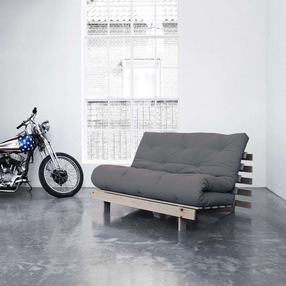 Variabilni Pohovka Karup Design Roots Raw Grey With Images Rozkladaci Pohovka Napady Na Nabytek Pohovka