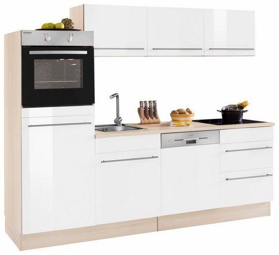 OPTIFIT Küchenzeile »Bern«, ohne EGeräte, Breite 240 cm