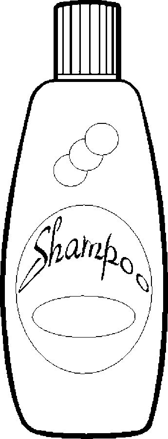 shampoo matizador sache coloring pages - photo#1