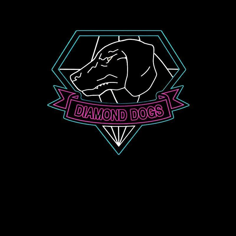 "メタルギア・ソリッド (Metal Gear Solid) (@metal.gear.solid)  ""I love this. #mgs #mgsv #diamonddogs #mgsvtpp #metalgear #metalgearsolid #1984 #neon"""