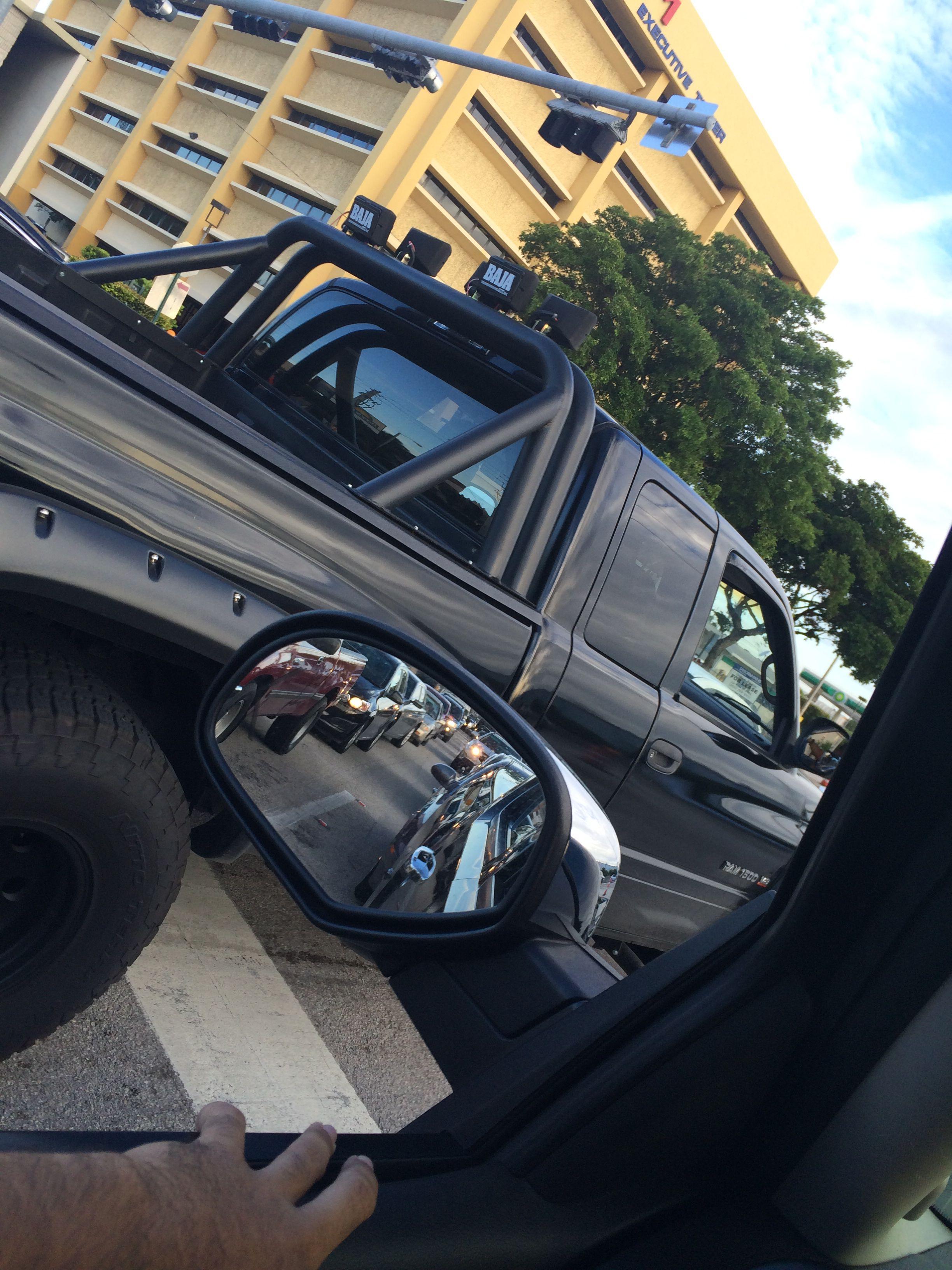 Dodge Ram Roll Bar : dodge, Truck, Considering, Getting, That's, Back., #trucks, #lifted, #dodge, 1500,, Dodge, Dakota,