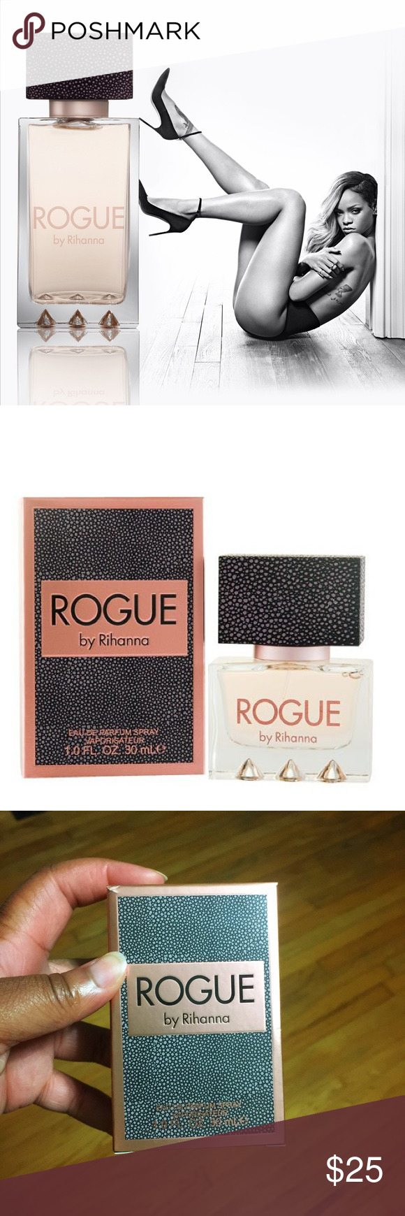 Price Firm Rogue Perfume  Rihanna Perfume, Perfume, Rogues-8760