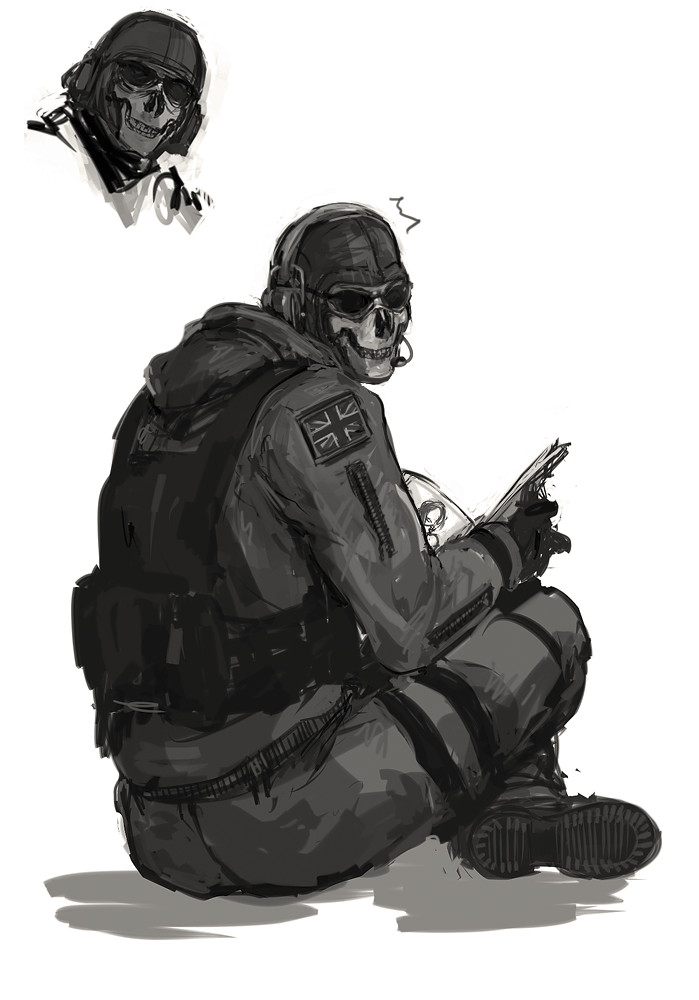 Call Of Duty Ghost By Koponya On Deviantart In 2020 Call Of Duty Ghosts Call Of Duty Modern Warfare