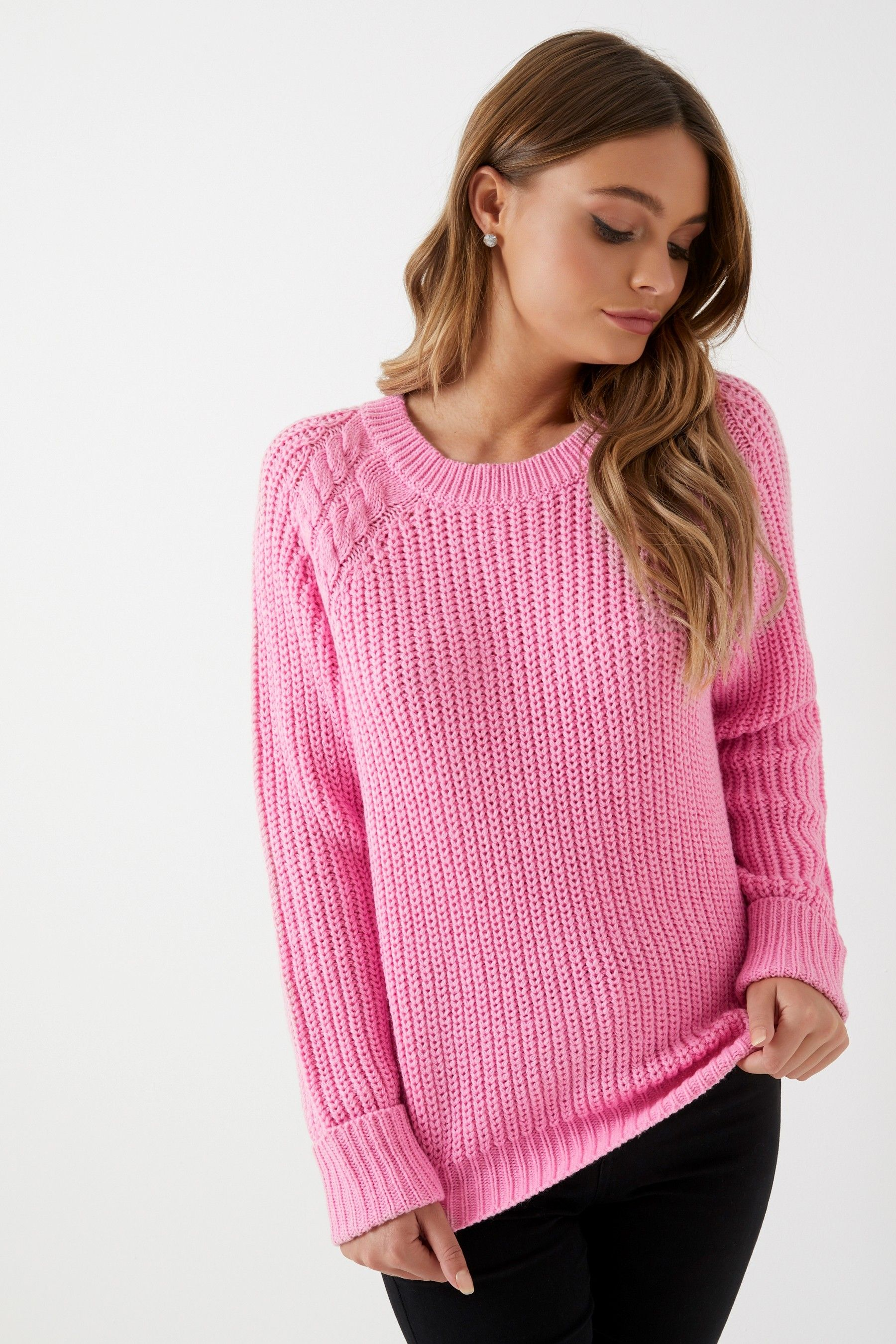 a839b1468 Womens Dorothy Perkins Petite Jumper - Pink | Products in 2019 ...