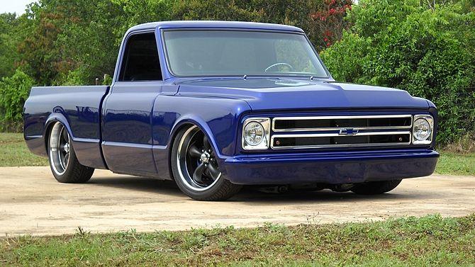 1968 Chevrolet C 10 Pickup Truck – Mecum Auction