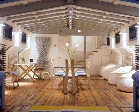 interieur luxemotor maria p niches pinterest p niche maison bateau et bateaux. Black Bedroom Furniture Sets. Home Design Ideas
