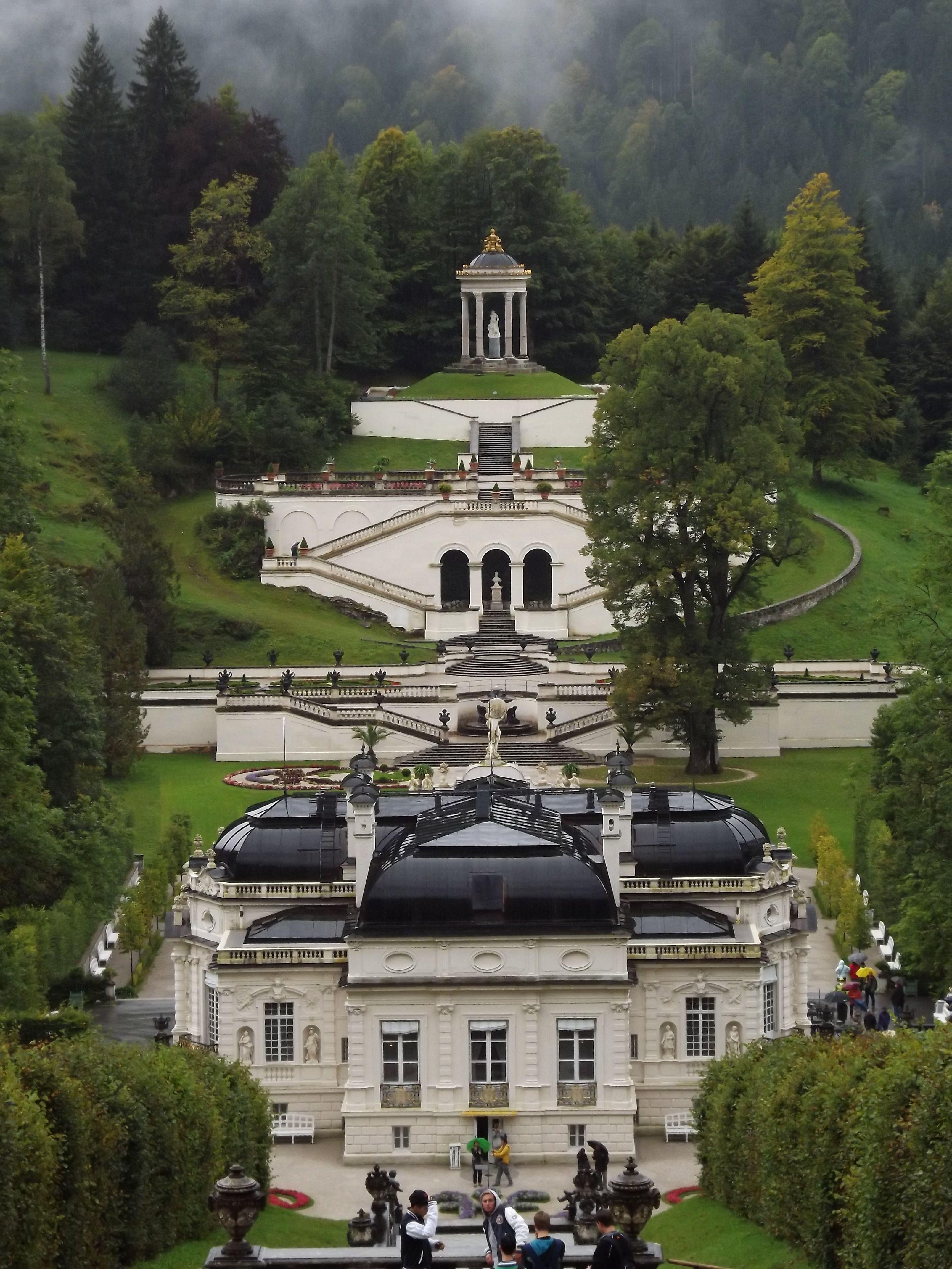 Pin Von Leticia Smith Auf Travel Memories Schloss Linderhof Schloss Linderhof