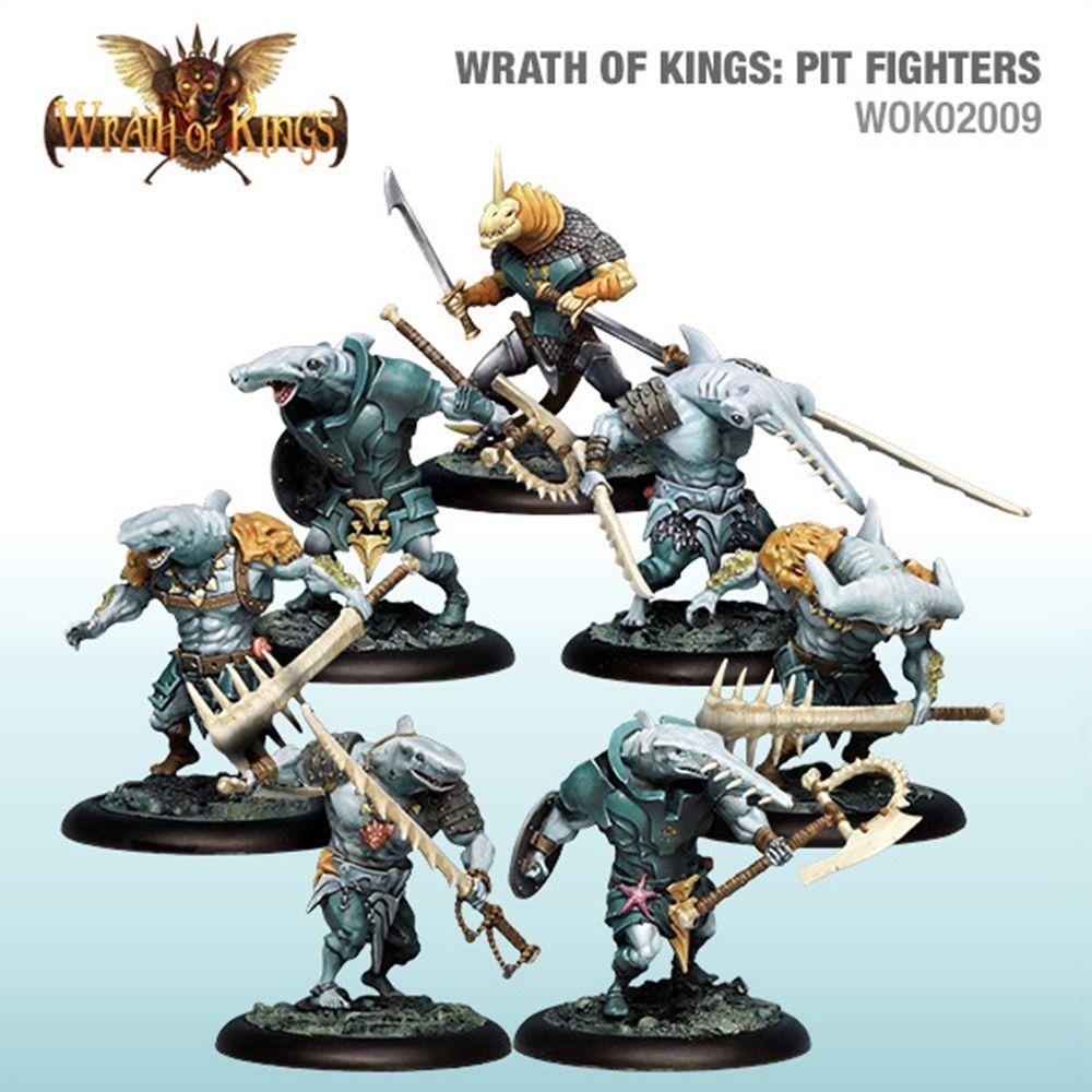 Wrath of Kings-HADROSS nephrodons