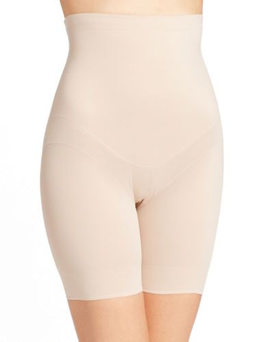 f26140043b5 Miraclesuit Flexible Fit Thigh Slimmer Women s Cupid Nude X-Large Cupid