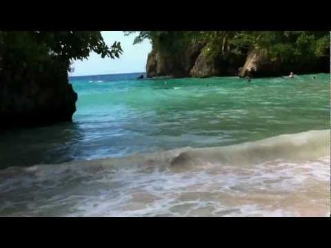 Paradise Beach in Jamaica - please, please, please take me theeeeere!!!  This is a dream come true, this place:O