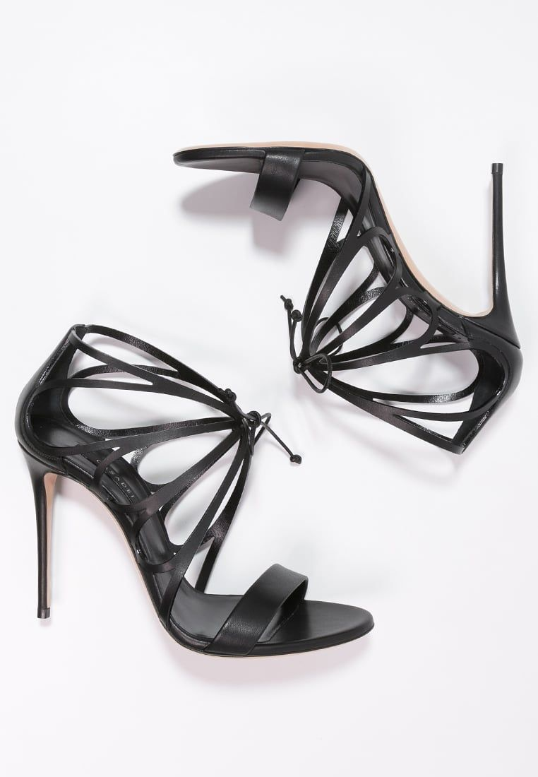 brand new 90e60 e4828 Casadei VITTORIALE - Sandals - nero Women Sandals,casadei ...